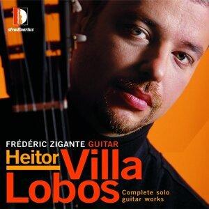 Villa Lobos: Complete Solo Guitar Works