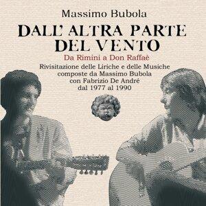 Dall'altra parte del vento - Da Rimini a Don Raffaé, rivisitazione delle liriche e delle musiche composte da Massimo Bubola con Fabrizio De André dal 1977 al 1990