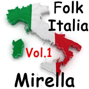 Folk Italia - Mirella Vol.1