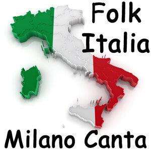 Folk Italia - Milano canta