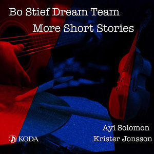 Short Stories, Vol.2. (feat. Krister Jonsson & Ayi Solomon)