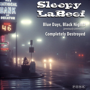 Blue Days, Black Nights / Completely Destroyed Single