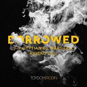 Borrowed (feat. Gyptian & L Marshall) - Kideko Remix