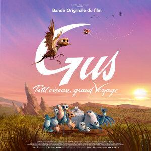 Gus: petit oiseau, grand voyage (Bande originale du film)