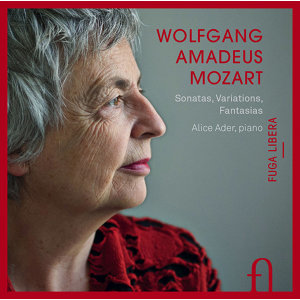Mozart: Sonatas, Variations, Fantasias