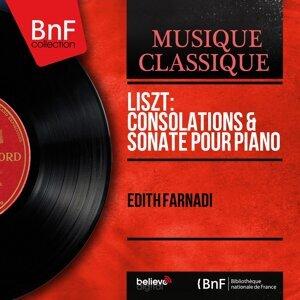 Liszt: Consolations & Sonate pour piano - Mono Version