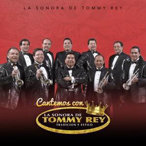 Cantemos Con la Sonora de Tommy Rey