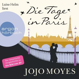 Die Tage in Paris - Ungekürzte Lesung