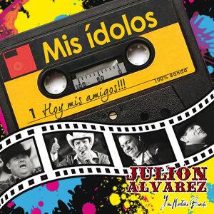 Mis Ídolos, Hoy Mis Amigos!!!