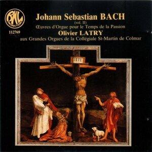 Bach: Œuvres d'orgue pour le temps de la Passion