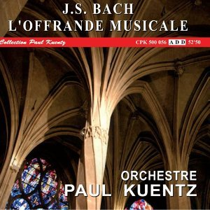 J.S. Bach : L'offrande musicale, Musikalishes Opfer BWV1079