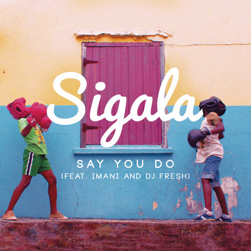 Say You Do - Radio Edit