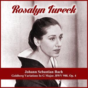Johann Sebastian Bach: Goldberg Variations In G Major, BWV 988, Op. 4