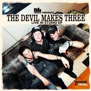 Kexp Presents: The Devil Makes Three Live in Studio - EP
