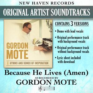 Because He Lives (Amen) [Performance Tracks]