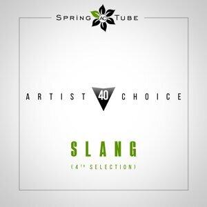 Artist Choice 040. Slang (4th Selection)