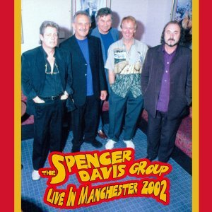Live in Manchester 2002