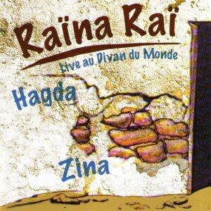 Hagda Zina (Live au Divan du Monde)