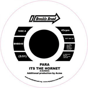 It's The Hornet / The Hideaway