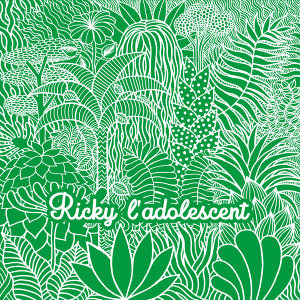 Ricky l'adolescent - EP
