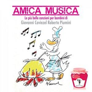 Amica musica - Le più belle canzoni per bambini