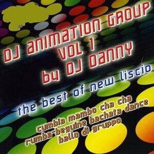 DJ Animation Group, Vol. 1 - The Best of New Liscio - Cumbia Mambo Cha Cha Rumba Beguine Bachata Dance Ballo di gruppo