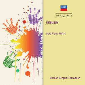 Debussy: Solo Piano Music