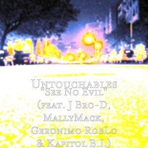 See No Evil (feat. J Bro-D, MallyMack, Geronimo RobLo & Kapitol B.I.)