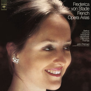 Frederica von Stade Sings French Opera Arias