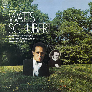 André Watts Plays Schubert