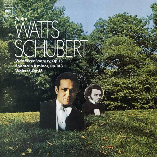 Schubert: 38 Walzer, Ländler & Ecossaises, Piano Sonata No. 14 in A Minor & Fantasie in C Major