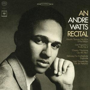 An André Watts Recital