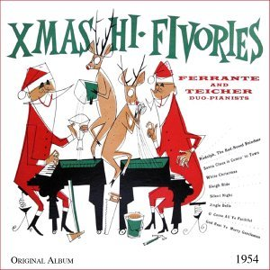 Xmas Hi-Fivories - Original Album 1954