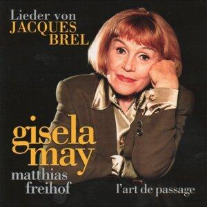 Lieder von Jacques Brel
