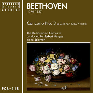 Beethoven: Concerto No. 3 in C Minor, Op. 37