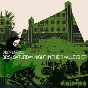 Saturday Night in the 5 Valleys E.P