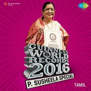 P. Susheela Special (Tamil) - Guinness World Records 2016