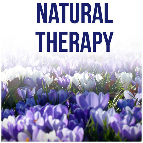 Natural Therapy - Sound Therapy, New Age, Healing Through Sound and Touch, Rain Sounds for Massage, Yoga Poses, Stress Relief, Harmony of Senses, Meditation Before Sleep