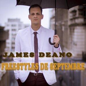 James Deano: Freestyles de septembre
