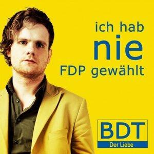 Ich habe nie FDP gewählt