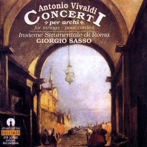 Vivaldi: Concerti Per Archi