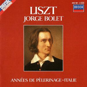 Liszt: Piano Works Vol. 4 - Années de Pèlerinage - Italie