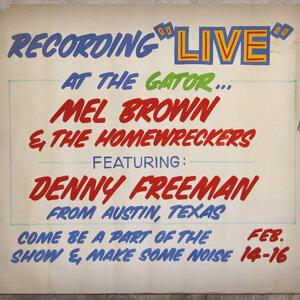 Under Yonder: Mel Brown Live at Pop the Gator 1991