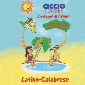 Latino calabrese - L'ortaggi di l'amuri