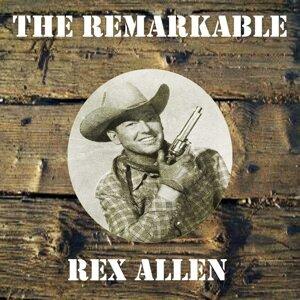 The Remarkable Rex Allen