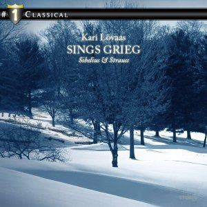 Kari Lövaas Sings Grieg - Sibelius & Strauss