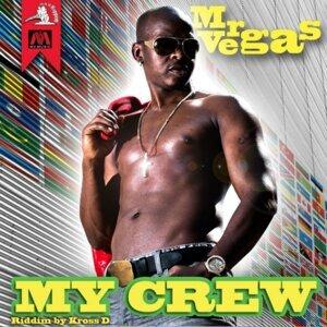 My Crew - Caribean Wine Riddim