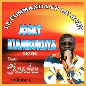 Chandra, vol. 1 - Le commandant de bord Djo Sex