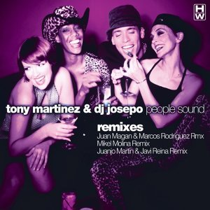 People Sound - Remixes
