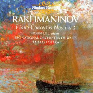 Rachmaninov: Piano Concertos Nos. 1 & 2